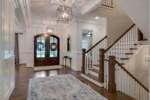 Entrance/foyer