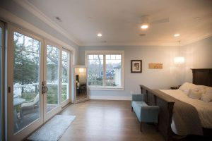 Bedroom/second story terrace